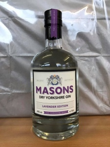 Masons Lavender Edition Dry Yorkshire  Gin