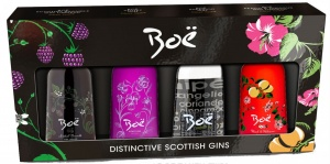 Boe Gin Miniature Gift Set - 4 miniatures