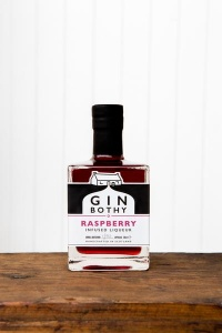 Gin Bothy Raspberry Infused