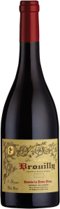 Domaine Les Roches Bleues, Brouilly, Le Cru du Volcan 2017