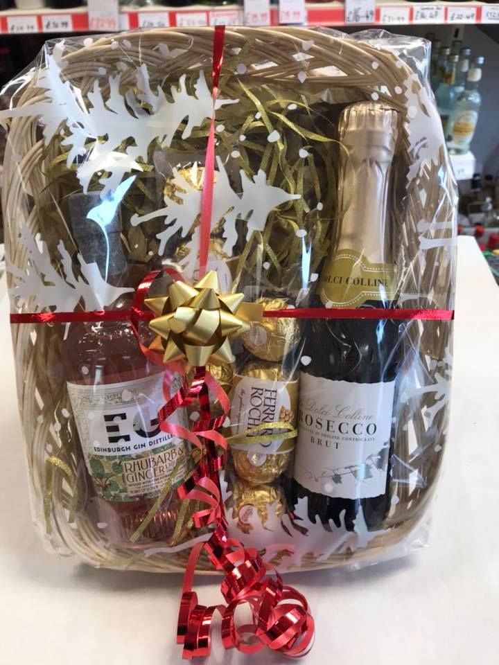 Gin And Tonic Gift Basket Uk Gift Ftempo