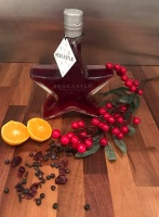Red Castle Cranberry Winter Spice Gin Liqueur 35cl