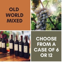 Old World - Mixed Wine Case