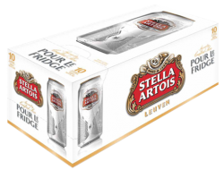 Stella 10pk 440ml Can