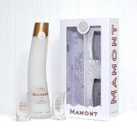 Mamont Siberian Vodka Glass Gift Pack