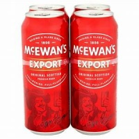 McEwans Export Can 500ml - Case of 24