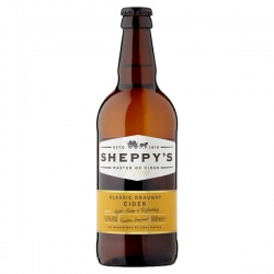 Sheppy's Draught Cider - Case of 8