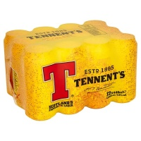 Tennents 12 Pack 440ml Lager