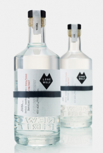 Lone Wolf Gin