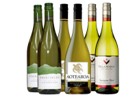 Marlborough Sauvignon Blanc Mixture, New Zealand - 6 Bottle Case