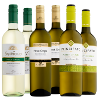 Ellie's Pinot Grigio Mixed Selection - Case of 6