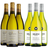 Ellie's Premium Chardonnay Mixed Selection - Case of 6