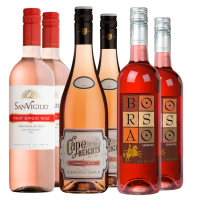 Ellie's Rosé Mixed Selection - Case of 6