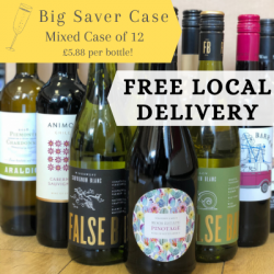 Ellie's Big Saver - Mixed Wine Case of 12