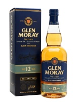 Glen Moray 12 Year Old, Speyside Single Malt