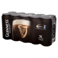 Guinness 8 Pack 440ml Can
