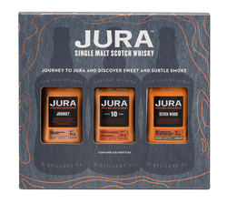 Isle of Jura, Miniature 3pack Gift Set
