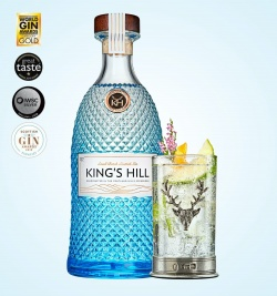King's Hill Gin - Pentland Hills, Edinburgh