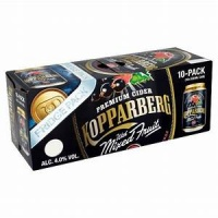Kopparberg Mixed Fruit 10 Pack