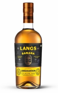 Langs Banana Jamaica Rum