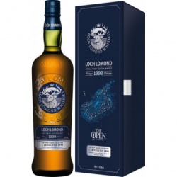 Loch Lomond 1999, Paul Lawrie Autograph Edition - 18 Year Old