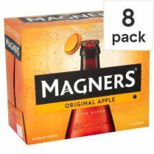 Magners 8 Pack 500ml Bottles
