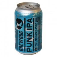 BrewDog Punk IPA Can