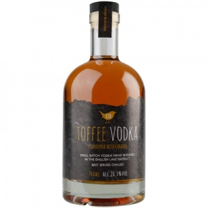 Kin Toffee Vodka 50cl