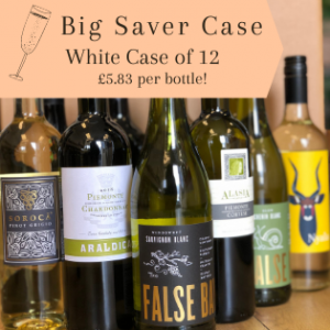 Ellie's Big Saver - White Wine Case of 12
